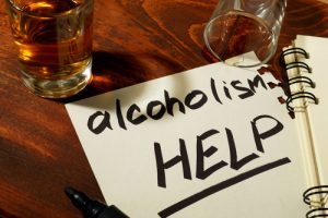 alcoholic asking for help finding treatment center